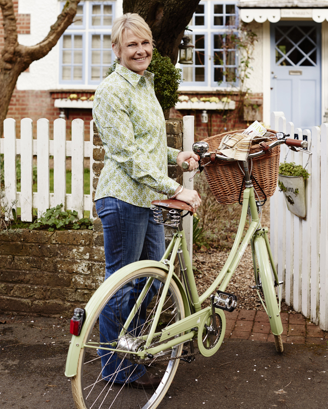 Pashley Bicycle   Country Living Editor Susy Smith