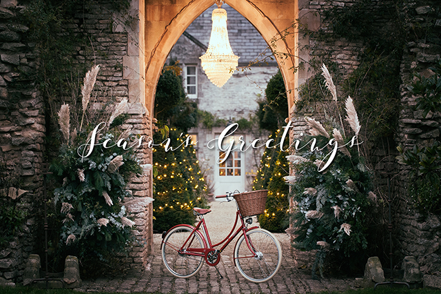 Season's Greetings from Pashley