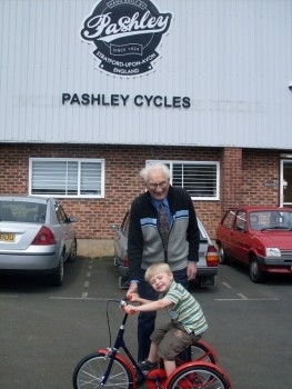 Pashley Pickle