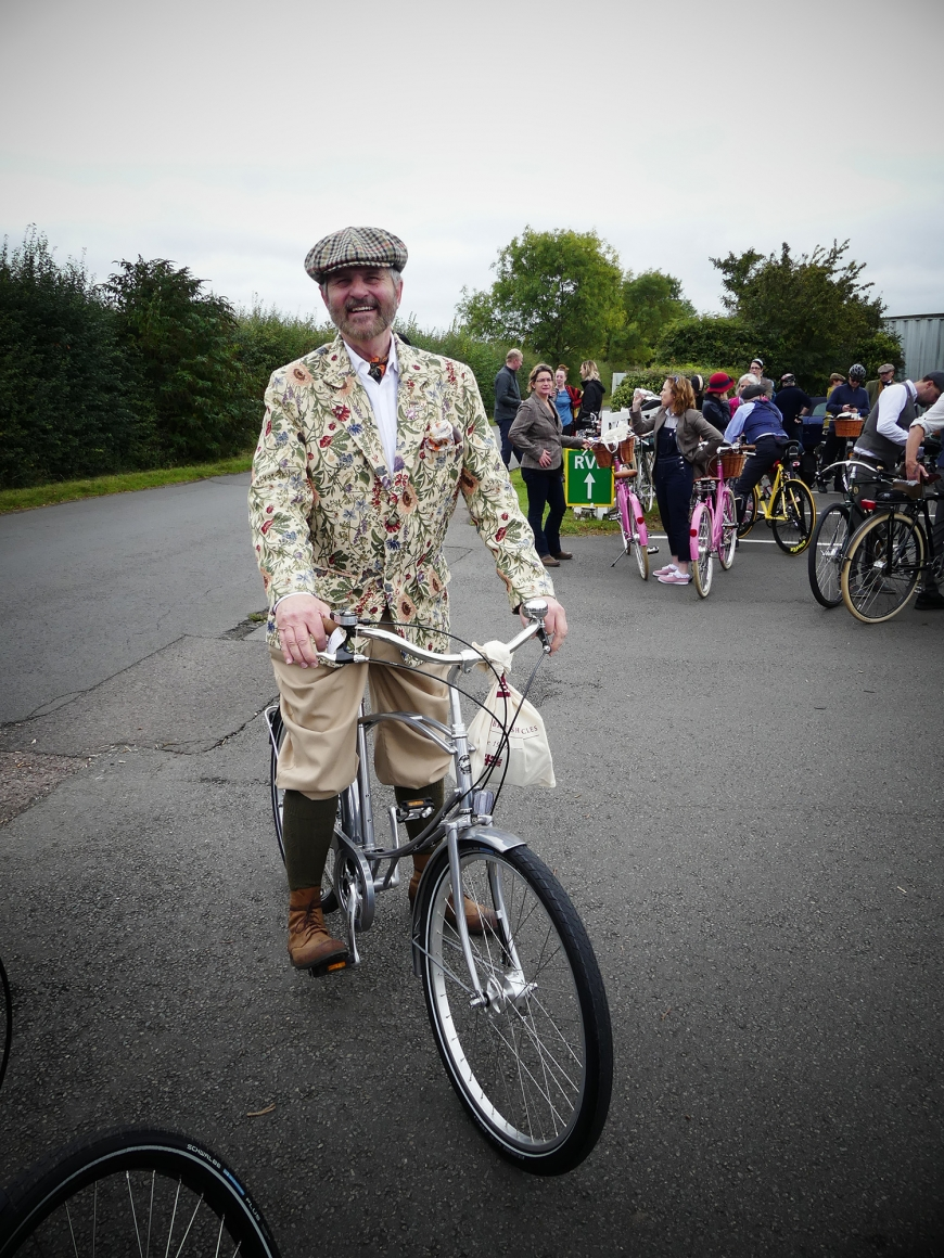Pashley Picnic Ride 2017