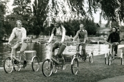 Pashley Tricycles 1960s