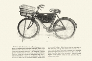 Pashley Carrier Cycle 1930s
