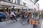 Savile Row 2009 Tweed Run