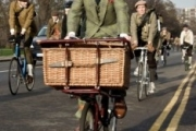 Regents Park 2009 Tweed Run