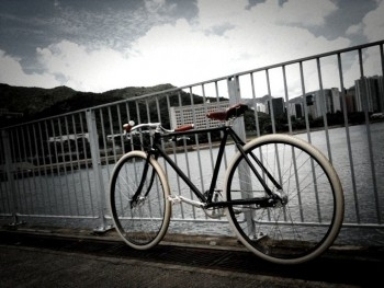 1st Pashley Gur'Nor in Hong Kong