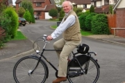 Old Man On A Pashley