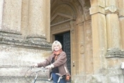 Parabike outing to Westonbirt House