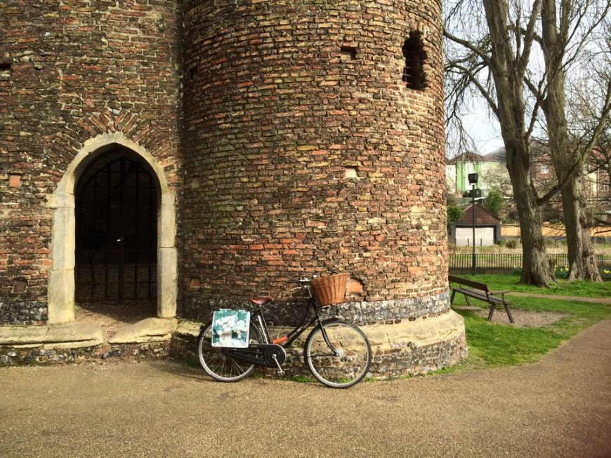 Pashley in Norwich