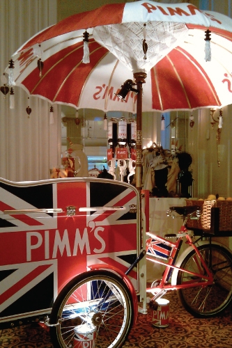 'Pimms' Classic No.33 by Ideas Box
