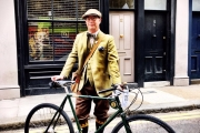 Speed 5 ready for the Tweed Run