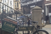 Pashley in historic Chester