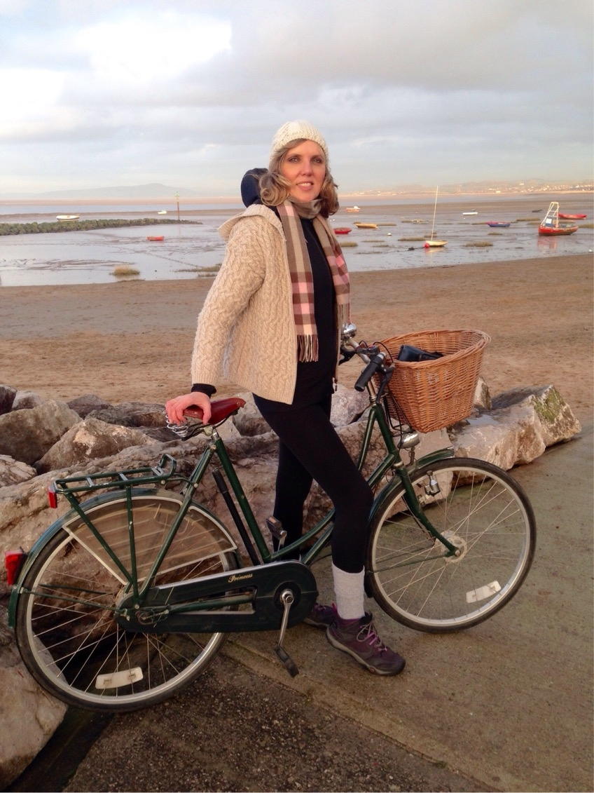 Pashley in Morecambe
