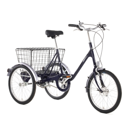 Pashley Picador Midnight Blue