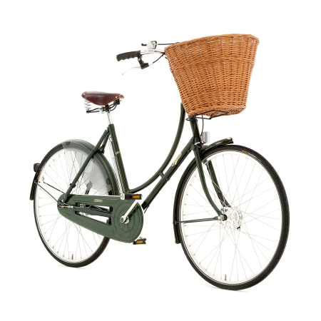 Pashley Princess Classic Green. Hand-built in England.