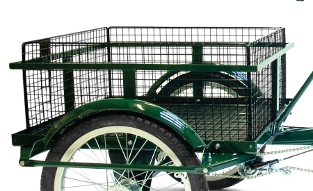 Wire Mesh Rear Carrier Cage