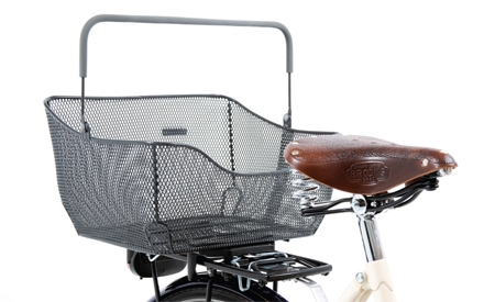 Rear Shopping Basket