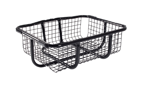 Front Wire Basket Carrier