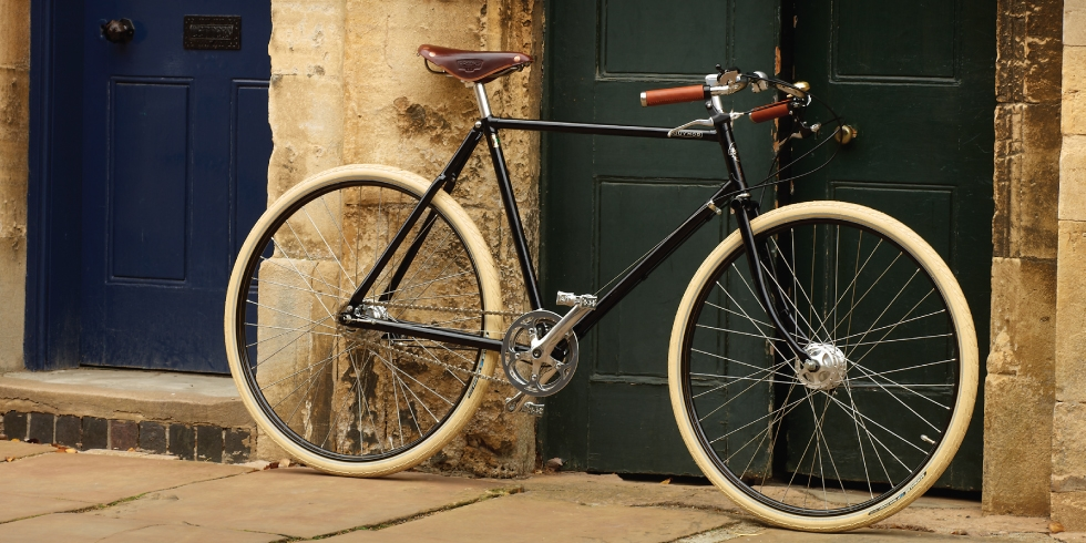 Guv Nor Gents Classic Path Racer Bicycle Pashley Cycles